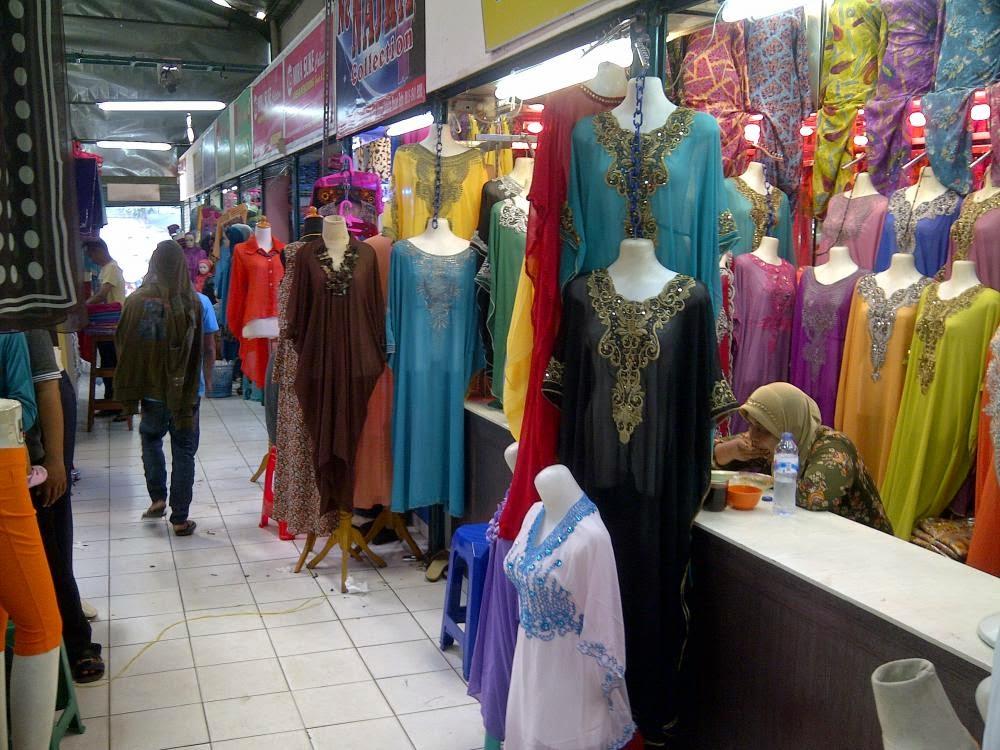 grosir baju muslim di surabaya