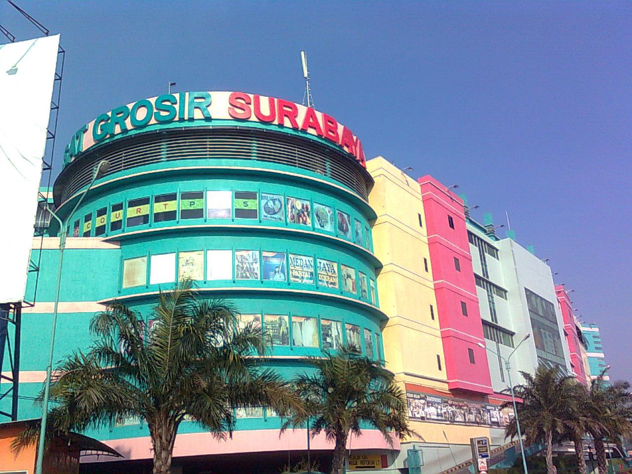 Grosir Murah di Surabaya Sejarah PGS Pusat Grosir Surabaya