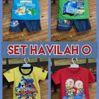 Produsen Baju Anak Set Havilah O Murah Surabaya 18ribuan