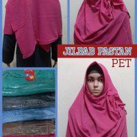 Grosir Jilbab Pastan Pet Dewasa Murah Surabaya 27 ribuan