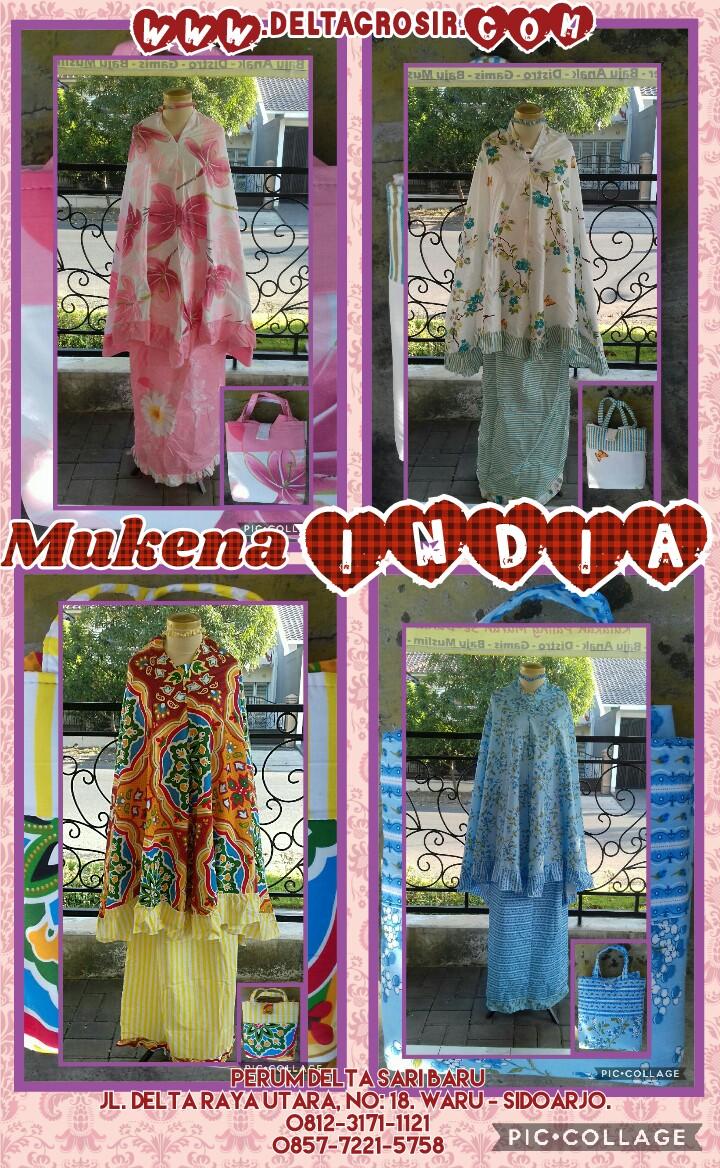 Grosir Murah di Surabaya Distributor Mukena Dewasa Terbaru Murah Surabaya 97ribuan