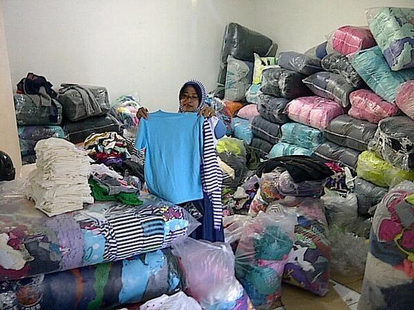 grosir baju import online