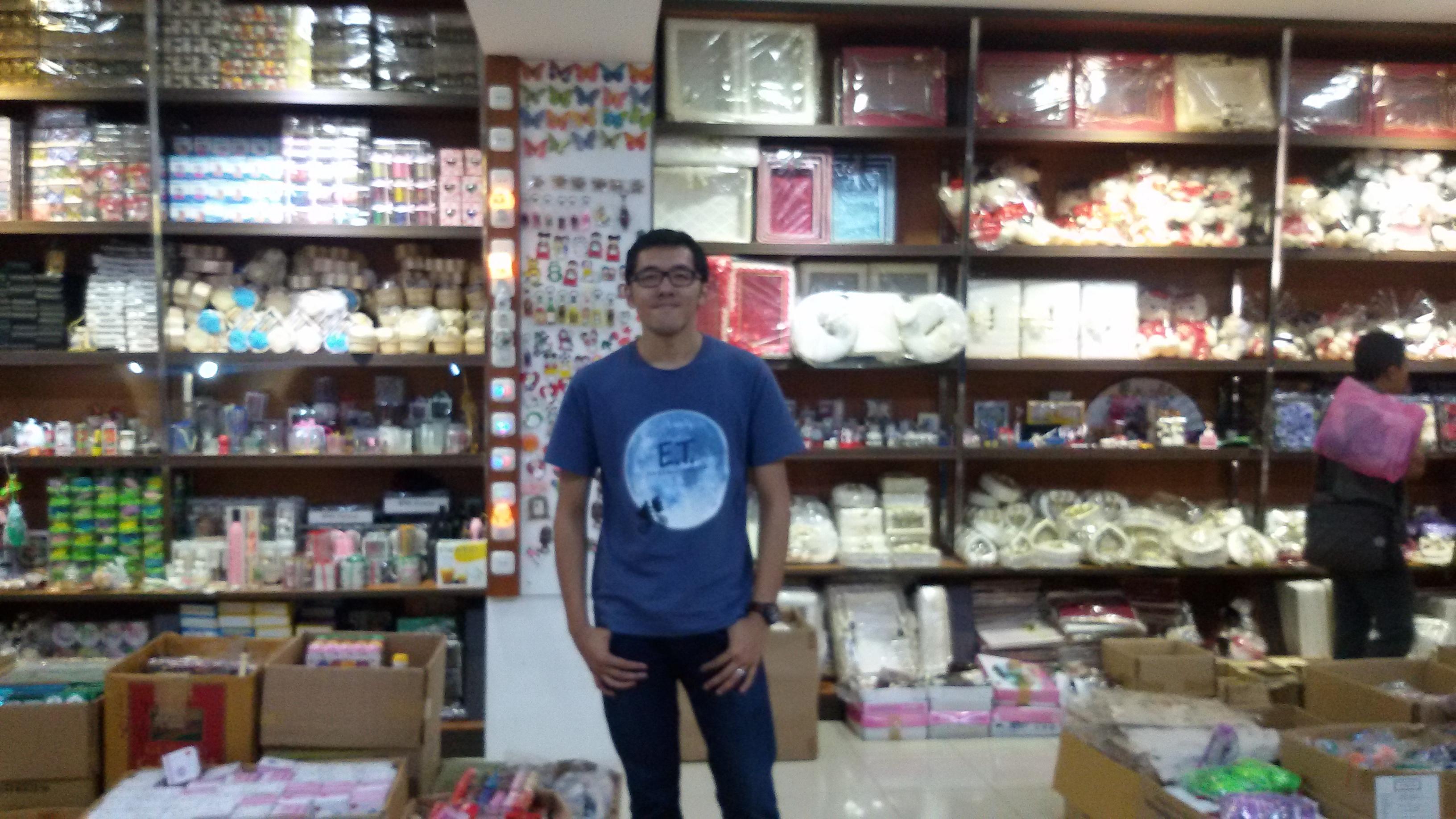 pusat belanja souvenir di surabaya