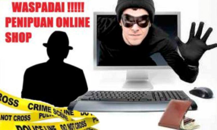 waspada penipuan online