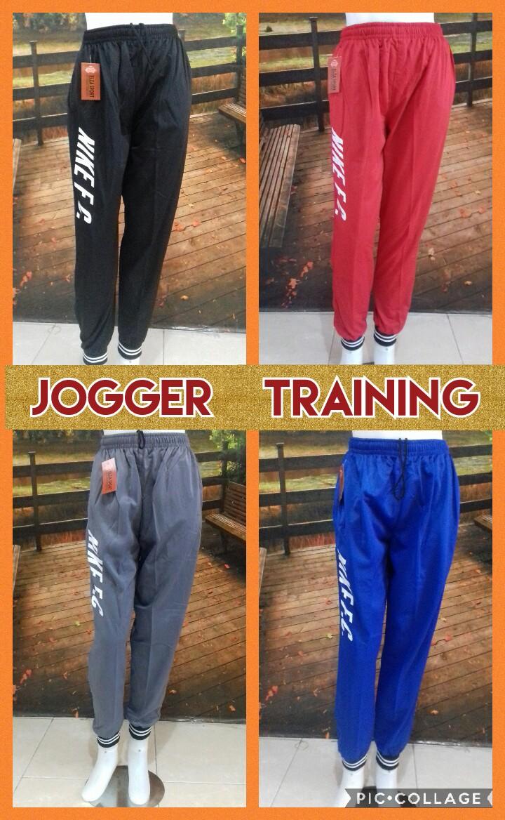 Grosir Murah di Surabaya Konveksi Celana Jogger Sport Training Dewasa Murah Surabaya 26Ribu