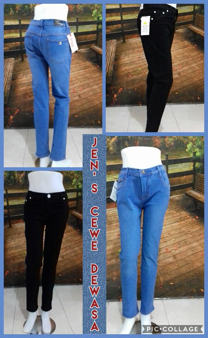 Grosir Murah di Surabaya Pabrik Jeans Panjang Cewe Terbaru Murah Surabaya 60ribuan