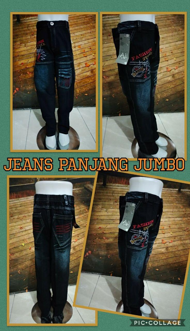Grosir Murah di Surabaya Pusat Kulakan Jeans Panjang Jumbo Murah 29ribuan