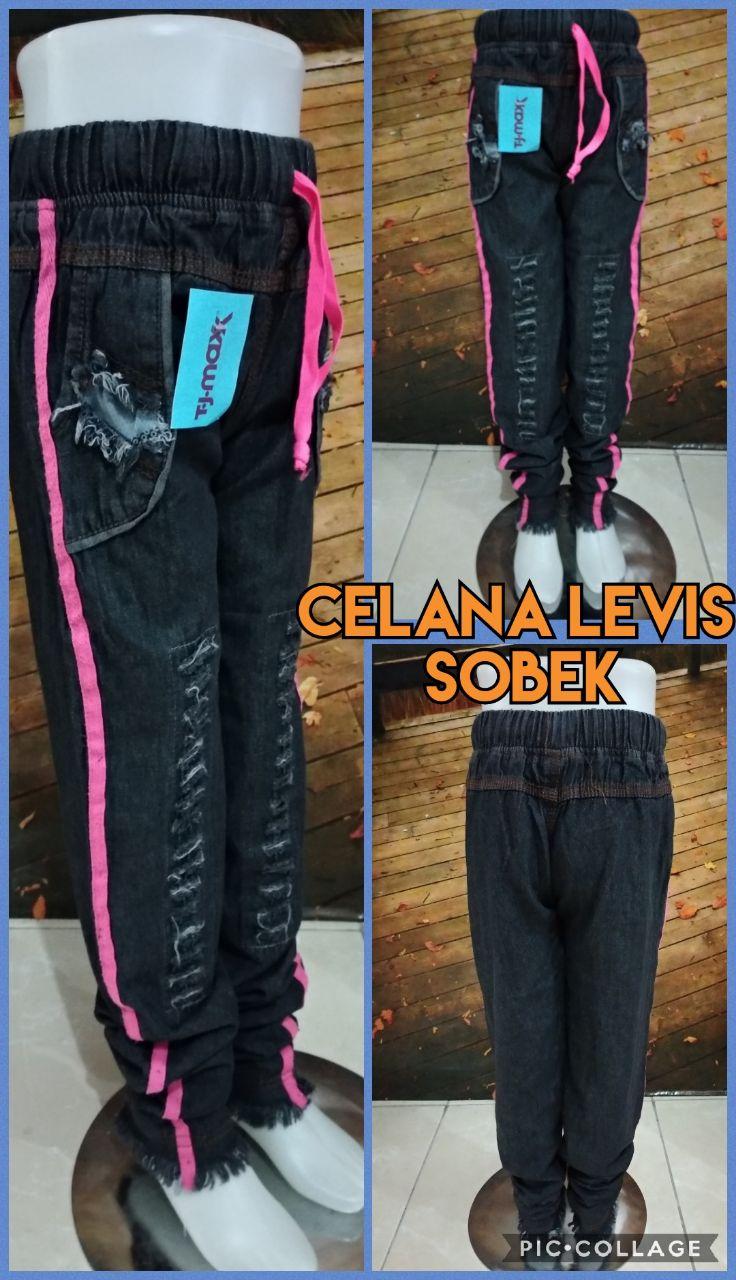 Grosir Murah di Surabaya Konveksi Celana Levis Sobek Murah 32ribuan