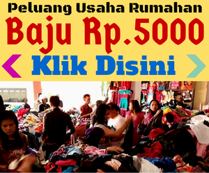 grosir distributor baju 3500