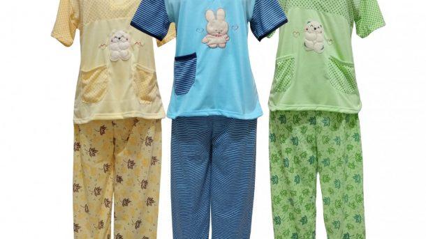 Pabrik Baju Tidur Katun CP Murah di Surabaya