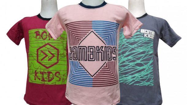 Produsen Kaos Bomber Kids Anak Murah di Surabaya
