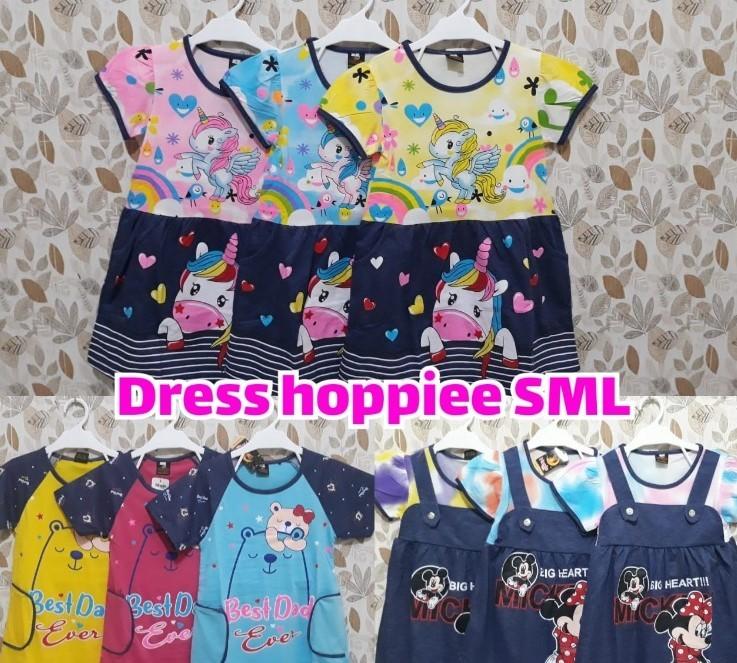 Dress Hoppie SML Surabaya