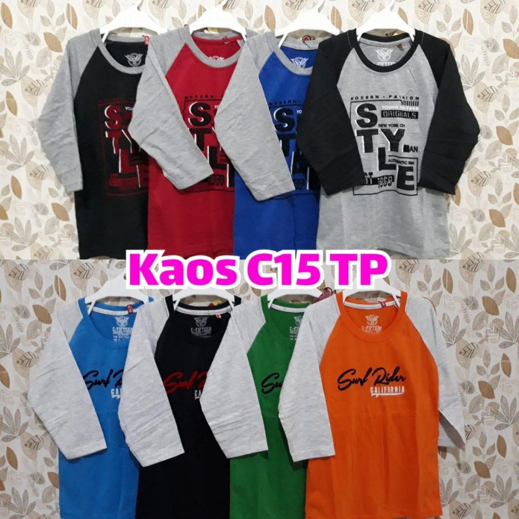 Distributor Kaos Lengan Panjang Anak Sidoarjo