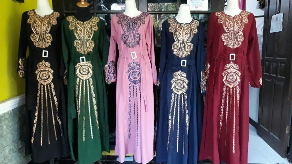 Kulakan Gamis Abaya Jawa Timur